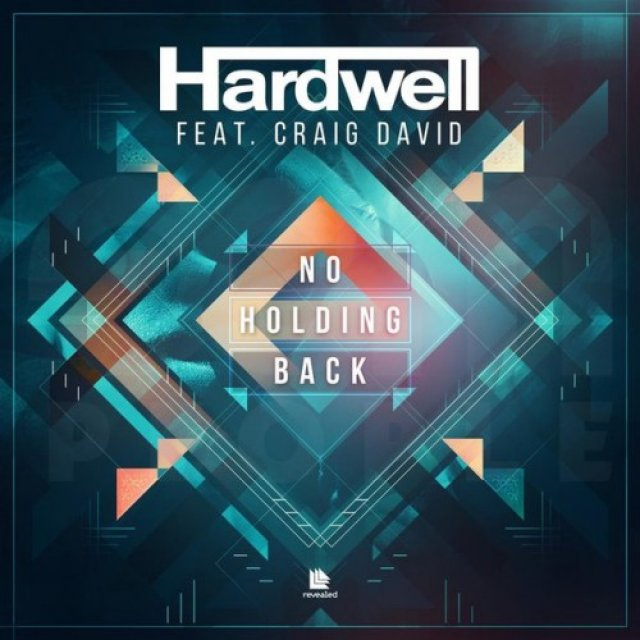 Hardwell/Craig David - No Holding Back