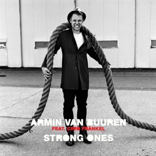Armin van Buuren/Cimo Frankel - Strong Ones (David Winnel Remix)