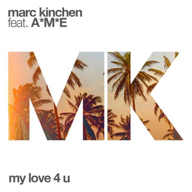 MK/AME - My Love 4 You