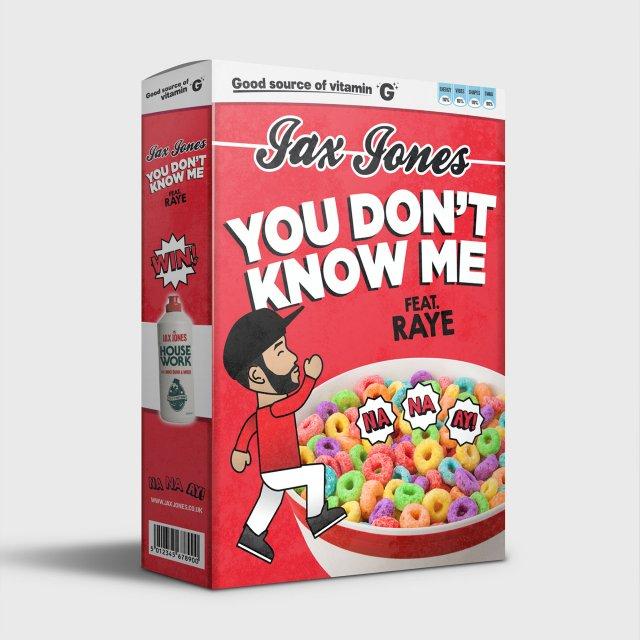 Jax Jones/RAYE - You Don't Know Me
